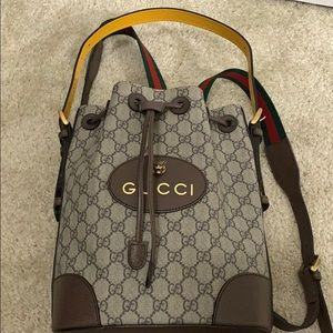Gucci GG Supreme Multi-way Bag
